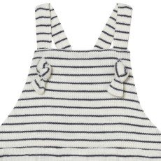Oaks of acorn Ding Ding Striped Romper-listing
