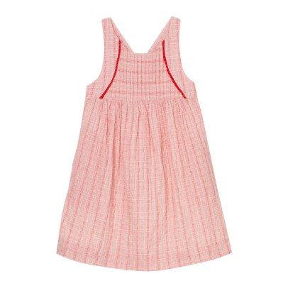 Oaks of acorn Pedder Crossed Back Striped Dress-listing