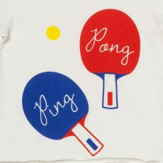 Oaks of acorn Central Ping Pong T-Shirt-listing