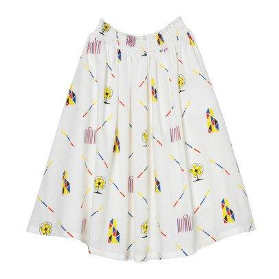 Oaks of acorn Lyndhurst Long Skirt-listing
