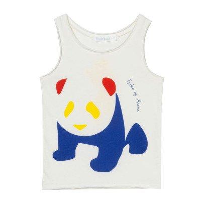 Oaks of acorn Camiseta sin mangas Boxing Panda HKG-listing