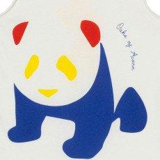 Oaks of acorn HKG Boxing Panda Vest Top-listing