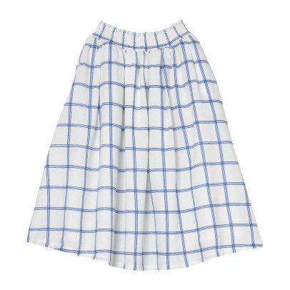 Oaks of acorn Lyndhurst Checked Long Skirt-listing