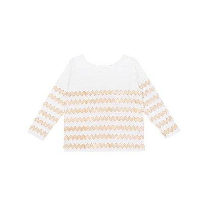 Ketiketa Camiseta Zigzags-listing