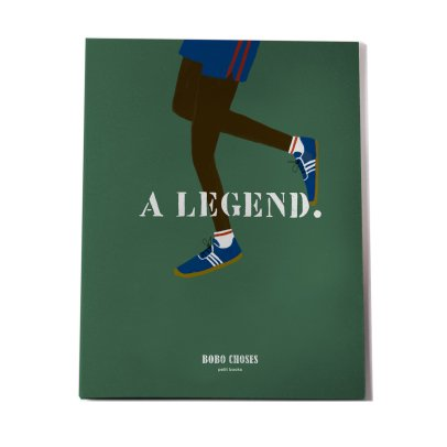 Bobo Choses Buch A Legend -listing