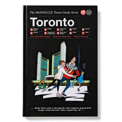 Monocle Guida Viaggi Toronto-listing