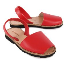 Minorquines Avarca Leather Sandals-listing