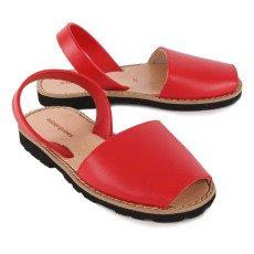 Minorquines Sandales Cuir Avarca-listing
