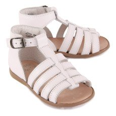 Little Mary Hosmose Leather Sandals-listing