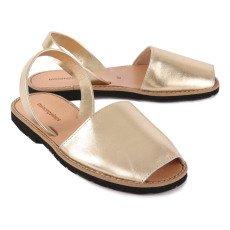 Minorquines Avarca Metallic Sandals-listing