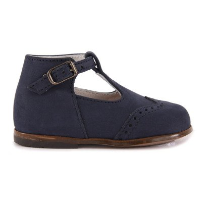 Little Mary François Nubuck Mary Janes-listing
