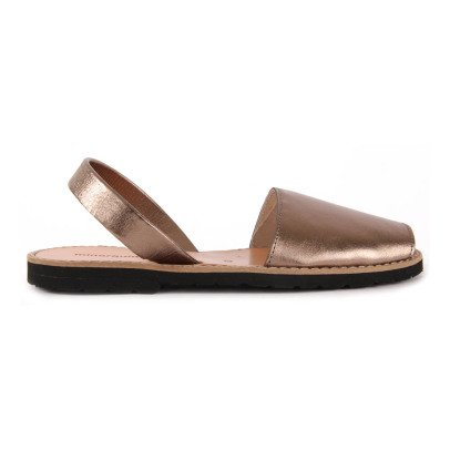 Minorquines Sandales Metallisées Avarca-listing