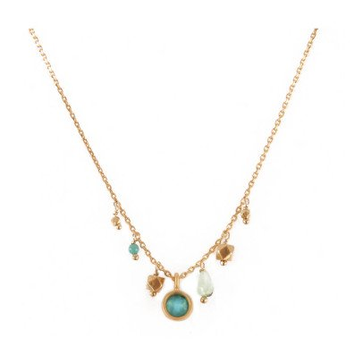 5 Octobre Loop Necklace-product