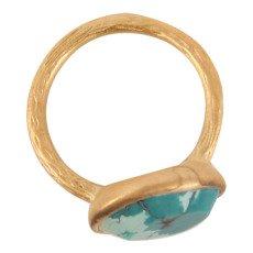 5 Octobre Ring Türkis Aurore -listing