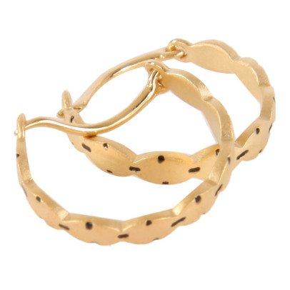 5 Octobre Randy Small Hoop Earrings -product