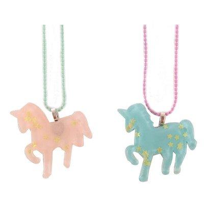 Pop Cutie Lot de 2 Colliers BFF Licorne-listing
