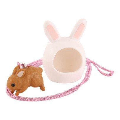 Pop Cutie Collar Conejo Casa-listing