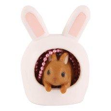 Pop Cutie Halskette Hase Haus -listing