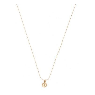 Titlee Collar Latón Dorado Oro fino Bergen-listing