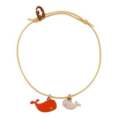 Titlee Whale Adjustable Bracelet-listing