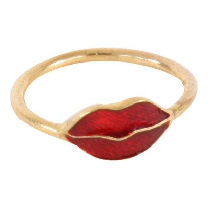5 Octobre Smile Lips Ring-listing