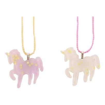 Pop Cutie Lot de 2 Colliers BFF Licorne-listing