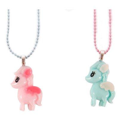 Pop Cutie Lot de 2 Colliers BFF Poneys-listing