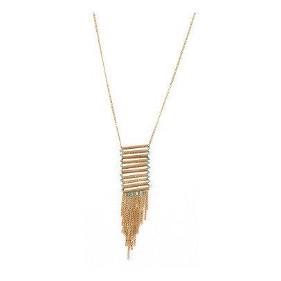 5 Octobre Velvet Necklace-product