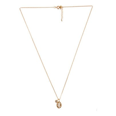 5 Octobre Leaf Necklace-product