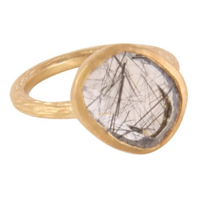 5 Octobre Aurore Quartz Ring -listing