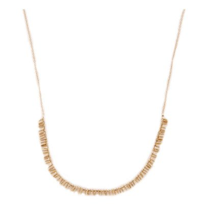 5 Octobre Bia Gold Over Silver Necklace-product