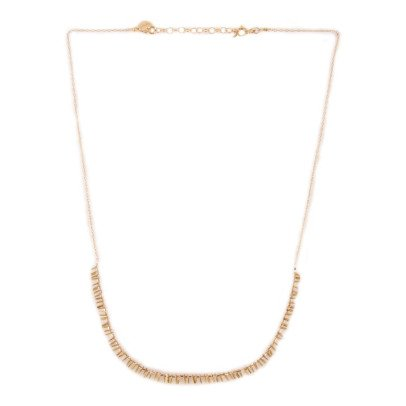 5 Octobre Bia Gold Over Silver Necklace-listing