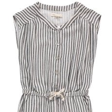 Hundred Pieces Stripe Jumpsuit-listing