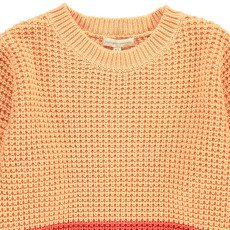 Hundred Pieces Pullover Bicolor	-listing