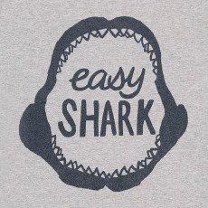 Hundred Pieces T-shirt Easy Shark-listing
