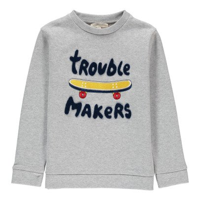 Hundred Pieces Suéter Trouble Makers -listing