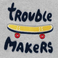 Hundred Pieces Sweatshirt Trouble Makers-listing