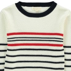 Hundred Pieces Stripe Jumper-product