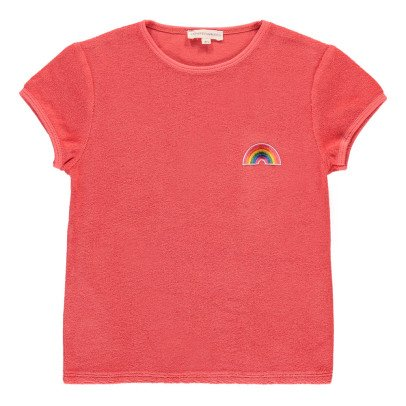 Hundred Pieces T-shirt aus Frottierstoff Rainbow -listing