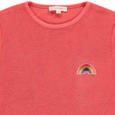 Hundred Pieces T-shirt Spugna Rainbow-product