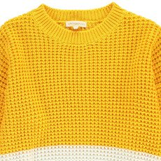 Hundred Pieces Pullover Bicolor-listing