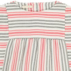 Hundred Pieces Stripe Blouse-listing