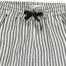 Hundred Pieces Stripe Shorts-listing