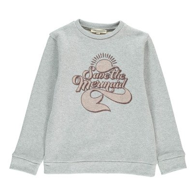 Hundred Pieces Sweatshirt Mermaid -product