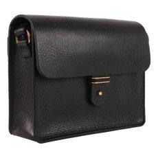 Sessun Anders Leather Shoulder Bag-listing