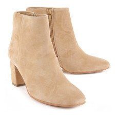 Sessun Swinging Heeled Ankle Boots-listing