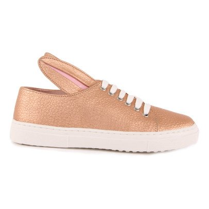 Minna Parikka Leather Trainers with Ears-listing