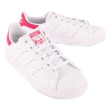 Adidas Baskets Lacets Stan Smith Rose-listing