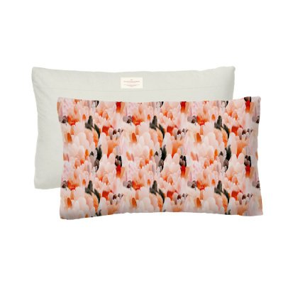Maison Baluchon Wild Feather Cushion Cover and Cushion-listing