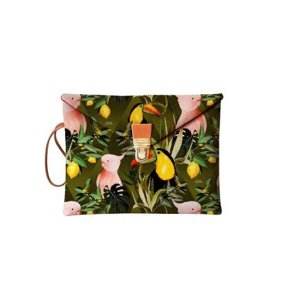 Maison Baluchon Pochette i-Pad Mini Jungle-listing